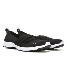 Black & Mint Jamboree Walking Shoe