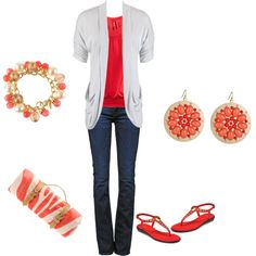 grapefruit-y, created by shauna-rogers.polyvore.com