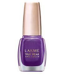 LAKME TRUE WEAR NAIL COLOR SHADE 507, 9 ML  http://www.gcosmetics.in/brands/lakme/lakme-true-wear-nail-color-shade-d507-9-ml.html