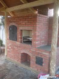 Znalezione obrazy dla zapytania wedzarnia ogrodowa murowana Smokehouse, Outdoor Fire, Outdoor Cooking, Barbecue, Pergola Ideas, Pizza, Bread, Home Decor, Fire Places