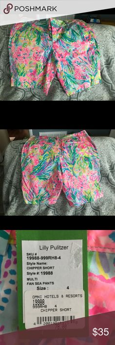 Lilly Pulitzer Chipper Shorts Lilly Pulitzer Chipper Shorts Lilly Pulitzer Shorts Bermudas