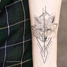 Geometric Wolf, Ink, Couple Shirts, Bull Terrier, Aesthetics, Logo, Style, Solid Black Tattoo, Tatoo