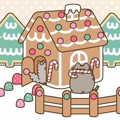 ba98321931033ae1517648c7934df9eb.jpg It's Finished, Molang, Pusheen Cute, Pusheen Christmas, Pissed, Pusheen Stormy, Candy House, Nyan Cat, Simons Cat