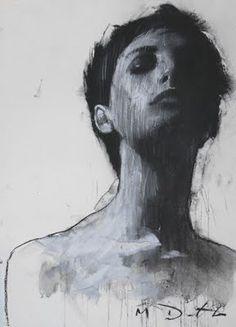 Mark Demsteader. Beautiful neck