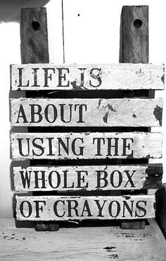 Colour it, make life colourful and beautiful! - quotes about moving on, strength, life @mobile9