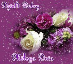 Dla każdego: DZIEŃ DOBRY Beautiful Roses, Good Morning, Vegetables, Ha Ha, Food, Facebook, Decor, Good Night, Buen Dia