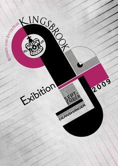InB4U - Bauhaus poster remake by ~AdamBeedell on deviantART