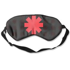 Fengziya Red And Hot Pepper Funk Rock Band Logo Sleep Eyes Mask * Details can be found by clicking on the image.