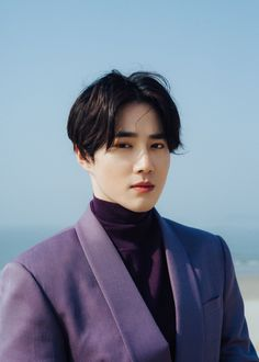 SUHO 수호 The mini album ['자화상 (Self-Portrait)']You can find Suho and more on our website.SUHO 수호 The mini album ['자화상 (Self-Portrait)']
