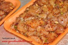 Kebaplık veya ızgaralık tavuk nasıl terbiyelenir? http://www.yemeksohbetleri.org/2013/04/terbiyeli-tavuk-tavuk-nasl-terbiyelenir.html