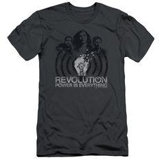Revolution/Light Bulb-Charcoal