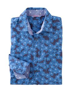 I've spotted this @BodenClothing Bloomsbury Printed Shirt