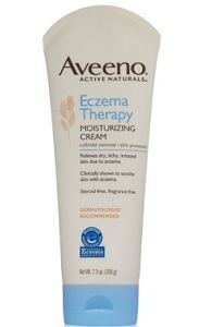 FREE Aveeno Eczema Therapy Moisturizing Cream Sample and Wristband on http://hunt4freebies.com