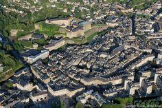 ✈️ Photo aérienne de : Sedan - Ardennes (08)