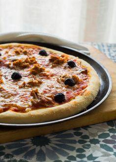 Perfect Pizza, Good Pizza, Pizza Recipes, Snack Recipes, Snacks, Pizza Hut, Pizza Dough, Best Homemade Pizza, Quiche