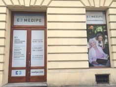 UWAGA! UWAGA! NOWY ODDZIAŁ MEDIPE W KRAKOWIE! Zapraszamy na ul. Librowszczyzna 1 w Krakowie do naszego nowego oddziału.  Więcej informacji o nowej siedzibie już wkrótce.