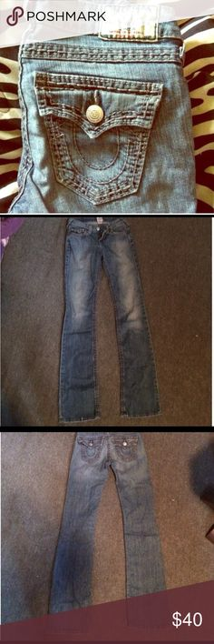 True religion jeans In great condition True Religion Jeans Boot Cut
