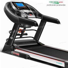 Máy chạy bộ điện Tech Fitness TF-09AS