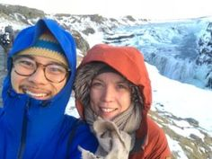 A lovely CamperStories about camping in Iceland around the Ring road in the dead of winter & loving it. An intimate story of a couple enjoying & also going through problems one might experience when living in a camper for a long time but it's all about making wonderful memories. #CamperStories #WinterCamping #Travel #Iceland #WohoCamper