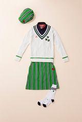 ルコックスポルティフゴルフのソックス Golf Fashion, Golf Outfit, Ladies Shoes, Ladies Golf, Cheer Skirts, Woman, Lady, Outfits, Style