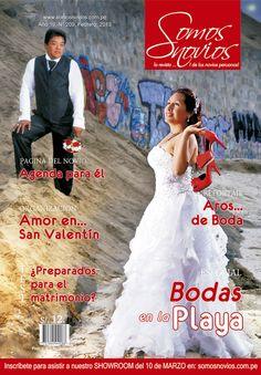 PORTADA DEL MES DE FEBRERO DEL 2013