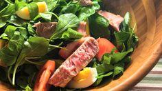 Pestrý salát s tuňákem Sausage, Steak, Fresh, Food, Sausages, Essen, Steaks, Meals, Yemek