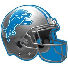 Get your party space in the zone with a Detroit Lions Cutout! This laminated cardstock football decoration features the Detroit Lions logo on one side. Detroit Lions Logo, Detroit Lions Football, Cincinnati Bengals, Pittsburgh Steelers, Nfl Football, Football Helmets, Denver Broncos, Dallas Cowboys, Football Party Supplies