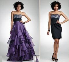 vestido diferente debutante 2 em 1