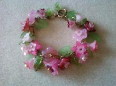 Flowers for Japan bracelet