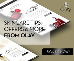 FREE Samples + Coupons from Club Olay!