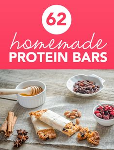 Healthy Protein Snacks That Pack a Punch Healthy Protein Snacks, Protein Bar Recipes, Protein Bars, High Protein, Protein Power, Protein Muffins, Protein Cookies, Protein Foods, Eating Healthy
