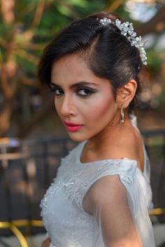 Dewanshi - Shot for a fashion blogger and a hair salon in Pune, India.
