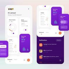 UI & UX Design Inspiration (@uipiration) • Instagram photos and videos Web Design, Ios App Design, Mobile Ui Design, Interface Design, User Interface, Ui Design Principles, Ui Ux Designer, Card Ui, Iphone App Layout
