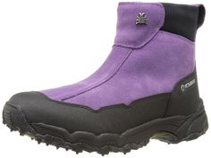 Icebug Women's Metro BUGrip Studded Traction Winter Boot * Additional details found at the image link  : Ankle Boots