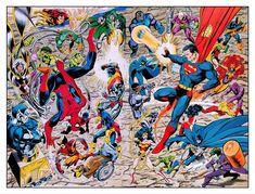 Thor Vs Superman, Batman Vs, Comic Book Characters, Comic Books Art, Book Art, Fantasy Comics, Fantasy Art, Marvel Vs, Marvel Comics