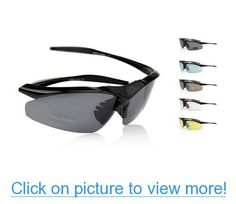 85daaf8bf37 LVXING TR90 Frame 5 Lens Outdoor Sports Polarized Sunglasses Cycling Glasses