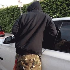 How not to break into a car