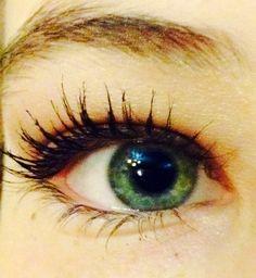 This is my eye isn't it wonderful....?