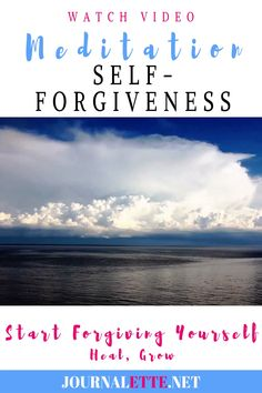 We all need to cultivate more self forgiveness. In this short, guided self-forgiveness meditation, you can begin the process of letting go. Meditation Scripts, Meditation Videos, Free Meditation, Morning Meditation, Meditation Benefits, Meditation For Beginners, Meditation Techniques, Healing Meditation, Meditation Practices