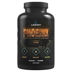 Legion Phoenix Caffeine Free Fat Burner Supplement - All Natural Thermogenic Weight Loss Pills, Metabolism Booster & Appetite Suppressant. Safe & Healthy. 30 Servings.... The best caffeine-free weight loss pills for both men and women. Phoenix contains no caffeine or other overpowering stimulants, which makes it the ideal diet pill for both women and men. It also means you can keep drinking your coffee and pre-workout supplements without worrying about having......http://bit.