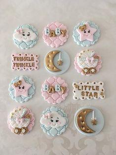 Fondant Baby, Fondant Cupcakes, Star Cupcakes, Fondant Cupcake Toppers, Ladybug Cupcakes, Kitty Cupcakes, Snowman Cupcakes, Princess Cupcakes, Giant Cupcakes