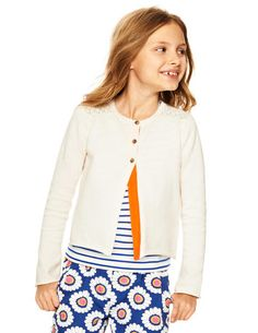 Pretty Cardigan 31851 Cardigans at Boden