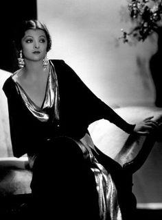 Myrna Loy c. 1933