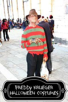 Freddy Krueger Halloween Costumes are perennial favorites for Halloween. Dress…