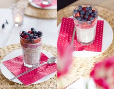 natuerlichkreativ: gesundes Sonntagsfrühstück mit overnight oats und chia