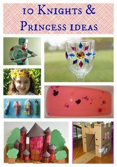 Knights-princess-ideas.jpg 420×600 pixels