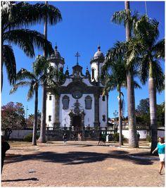 Igreja São Francisco de Assis - São João del Rei - MG