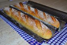Retete culinare ilustrate: Baguettes la KitchenAid