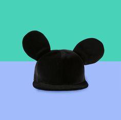 Shop FEDERICA MORETTI 'Tito' hat from Farfetch