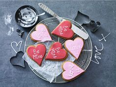 waitrose valentines day recipes